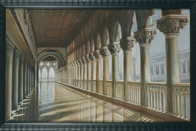 palais des doges exposition expo abbaye de port royal paris 1997 les huiles du peintre. Black Bedroom Furniture Sets. Home Design Ideas